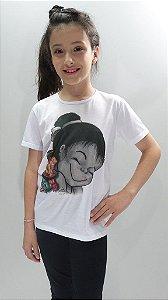 Camisa Infantil - 178-DN c/ Ratinho