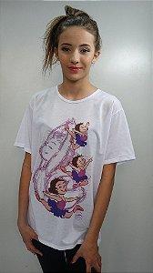 Camisa Básica - 507-DN 3 Jetês