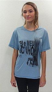Camisa Básica - 115- DT eu e meu sonho P&B
