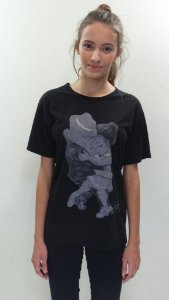 Camisa Básica Preta - 402- N&H TANGO 2