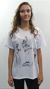 Camisa Básica Branca- 022- VARIAÇÃO C/ SNUGS