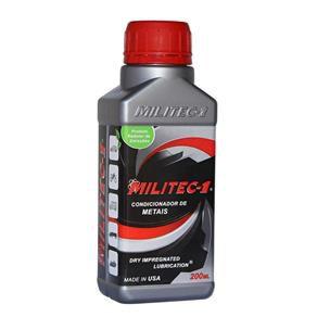 Condicionador de Metais Militec-1 Original - 200 ml