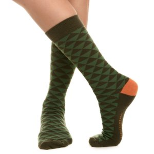 MEIA SOCKS ON THE BEAT - GIZA MOSS
