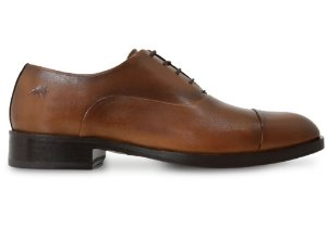 Sapato Masculino Oxford Couro Damasco Barcelona Design