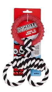 Brinquedo Dogzilla Rope n´Ring Tug