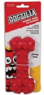 Brinquedo Dogzilla Knobby Bone