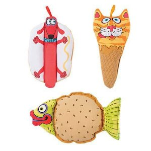 Brinquedo Fatcat Dog Mini Snacklers