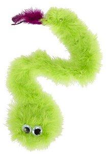Brinquedo JW Gatos Featherlite Squeaky