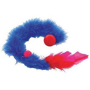Brinquedo JW Gatos Featherlite Bouncing