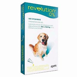 Antipulgas Revolution 240mg - Caes de 20,1 até 40,0 Kg
