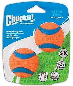Bola Chuckit! Ultra Ball - 2  Unidades - P