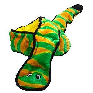 Brinquedo Ultrarresistente para Cães Invincibles Cobra Gigante