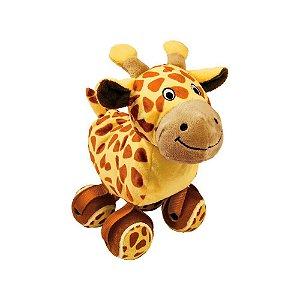 Pelucia Kong Tennishoes Girafa com Bolas de Tennis