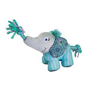 Pelúcia Kong Knots Carnival Elephant