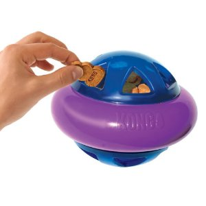 Brinquedo Kong Hopz Ball