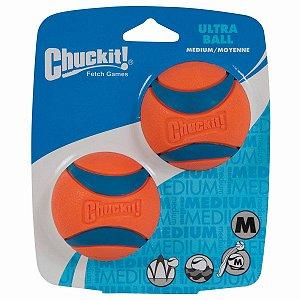 Bola Chuckit! Ultra Ball - 2  Unidades -  M