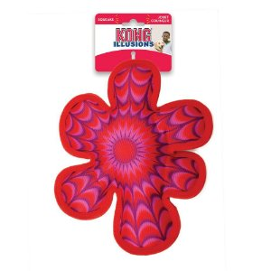 Pelucia KONG Illusions Flower com Apito
