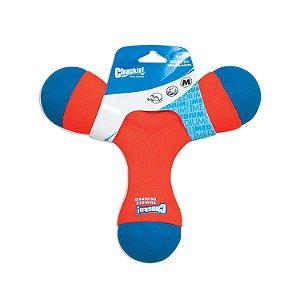 Brinquedo Chuckit TriBumper Medio Para Cães