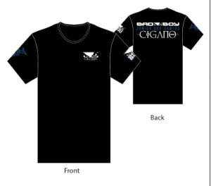 Camiseta Junior Cigano Bad Boy 211