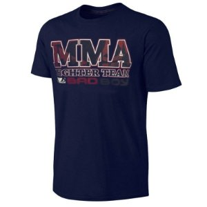 Camiseta Bad Boy MMA CBB8C