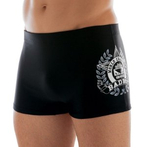 Sungão Bad Boy Boxer c/ silk Lateral BB3.32