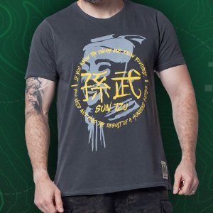 CAMISETA BAD BOY THE ART OF WAR 2- ALPHA 15