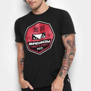 Camiseta BAd Boy Octogno- CBBI05