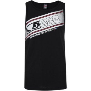 Regata Bad Boy Stripe- Preta MBBI03