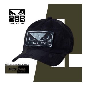 Bone Bad Boy Tactical Preto
