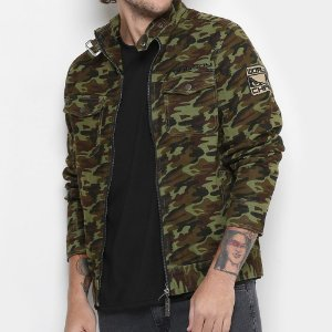 Jaqueta Bad Boy Military -BBIJMC01