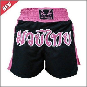 Shorts Muay Thai Sexy Machine 2519