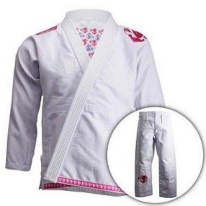 Kimono Sexy Machine- Branco  Pro Series