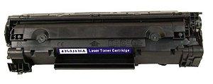 Toner Compatível HP CB435A CB436A CE285A