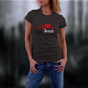 Camiseta com estampa gospel ref.0112