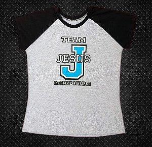 Camiseta com estampa gospel ref.0119