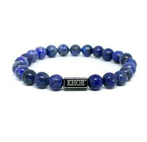 Pulseira Lapis Lazuli 6mm