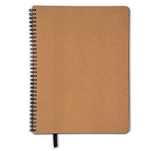 Caderno Pontilhado Grande Cicero Kraft