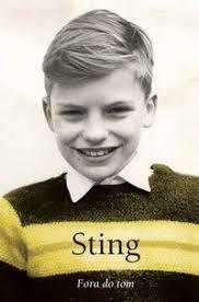 Livro: Fora do Tom, de Sting