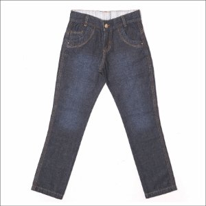 Calça Masculina Jeans Ocre Denim