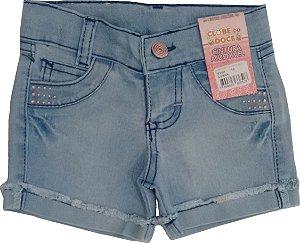 Shorts Feminino Jeans Selenite