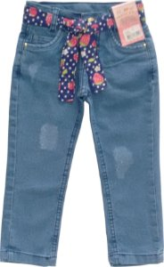 Calça Feminina Jeans Gandu Morango