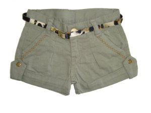 Shorts Sarja Militar Girl