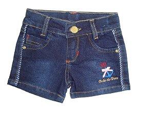 Shorts Jeans Âncora Love