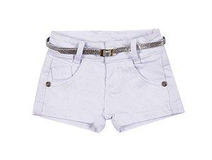 Shorts Sarja Caribe BCO