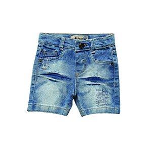 Bermuda Slim Jeans FP