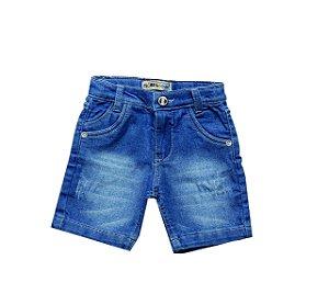Bermuda Slim Jeans Abelha
