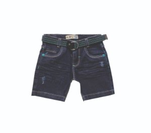 Bermuda Regular Jeans Green