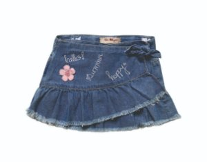 Saia Jeans Hello Summer