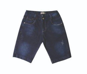 Bermuda Slim Jeans Clube 04
