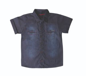 Camisa Masc. Jeans Red